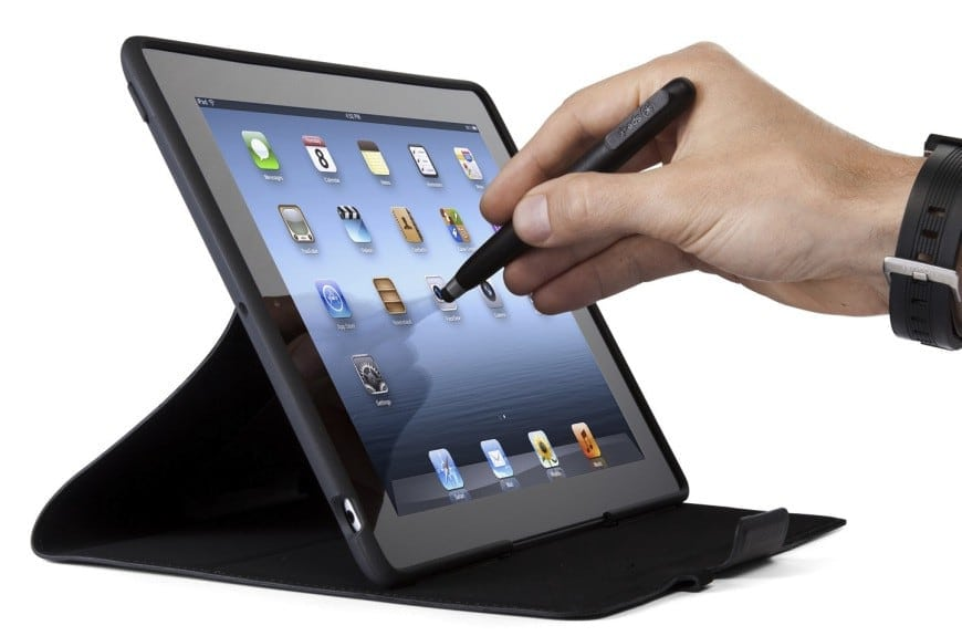Discarded Stylus Plans Revealed in 2012 Apple Patents