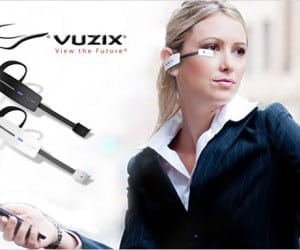 Vuzix M100 Smart Glasses Adds Nuance Voice Recognition