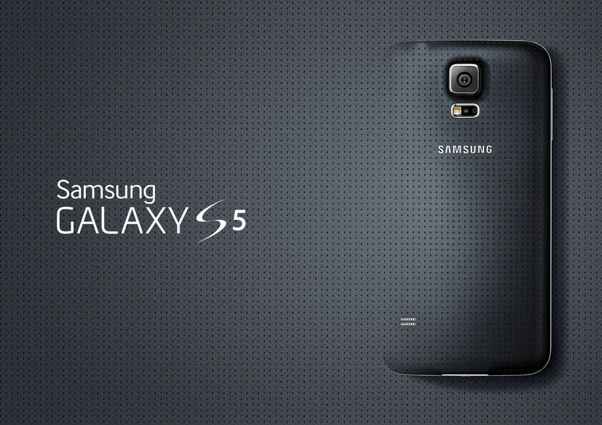 Samsung Officially Unveils Galaxy S5