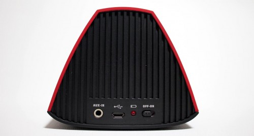 MEGATech Reviews - Rosewill R-Studio AMPBOX Bluetooth Portable Speaker