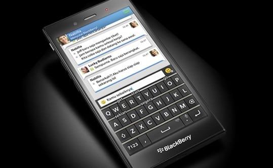 BlackBerry Announces Q20 and Z3 Smartphones