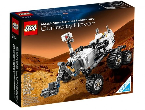 MEGATech Showcase: LEGO Playsets For Everyone