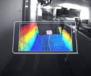 Google's Project Tango Smartphones Put the Power of a Mars Rover in Your Hand