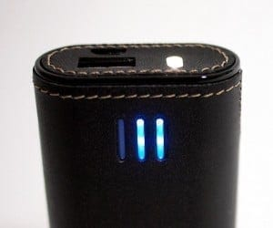 MEGATech Reviews - LUXA2 PL2 6000mAh Leather Power Bank