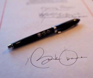 """Why Do We Still Use """"Analog"""" Signatures?"""