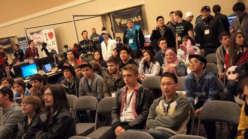 MEGATech Showcase: GottaCon 2014 and BCITSA Spring LAN Party Night