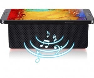 Just Touch with LUXA2 GroovyT Magic Boom Box Speaker