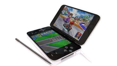 Leaked: $249 Nintendo Phone DS Focused on Gaming