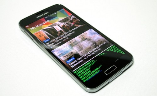 Even Better Samsung Galaxy S5 Prime Rocking QHD Display?