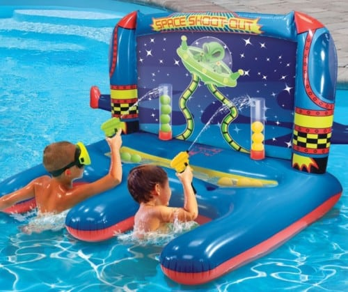 MEGATech Showcase: Summertime Pool Fun
