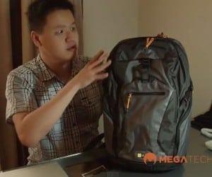 MEGATech Video Reviews: Case Logic Griffith Park Backpack