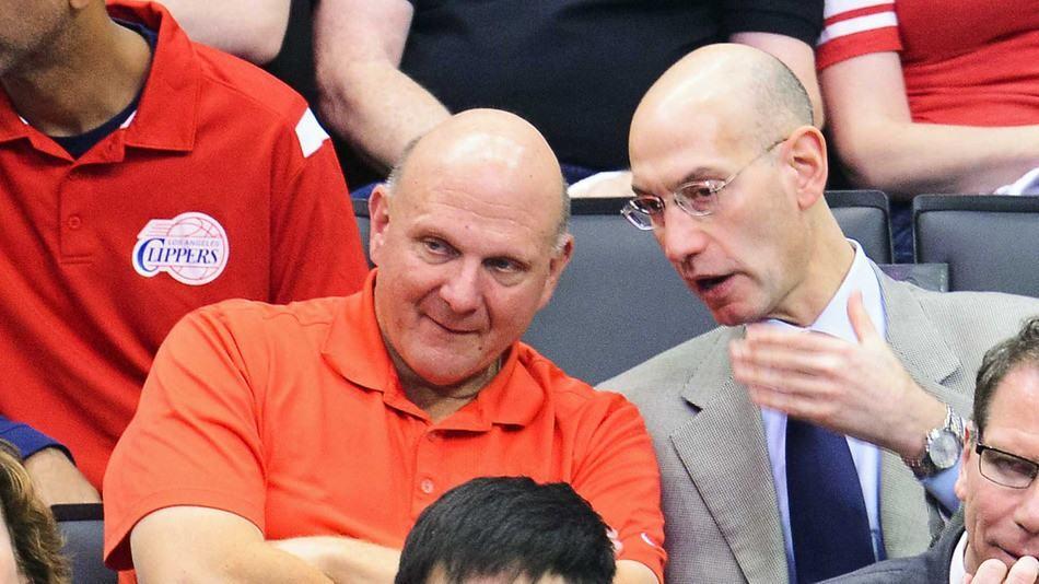 Steve Ballmer Strikes Deal to Buy LA Clippers for $2 Billion