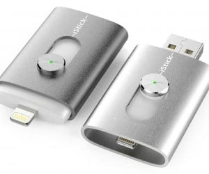 The iStick is the World's First USB Flash Drive With Apple Lightning Connector