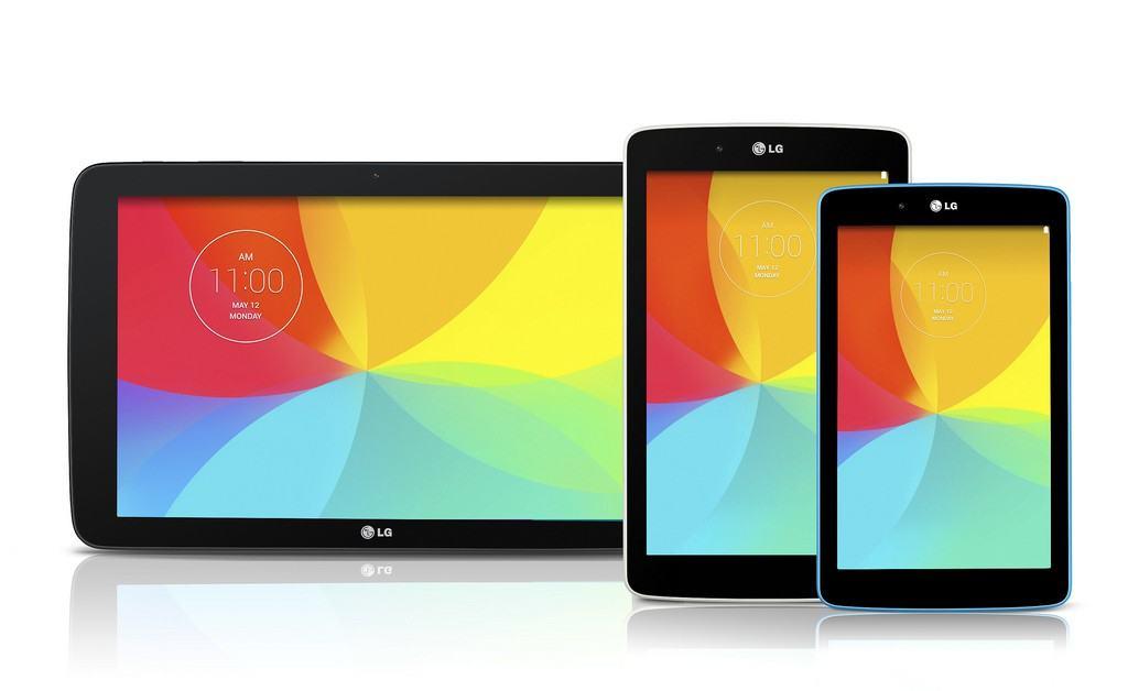 LG Releasing Three New G Pad Models