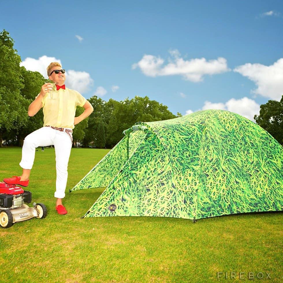 MEGATech Showcase: Camping, Geek Style