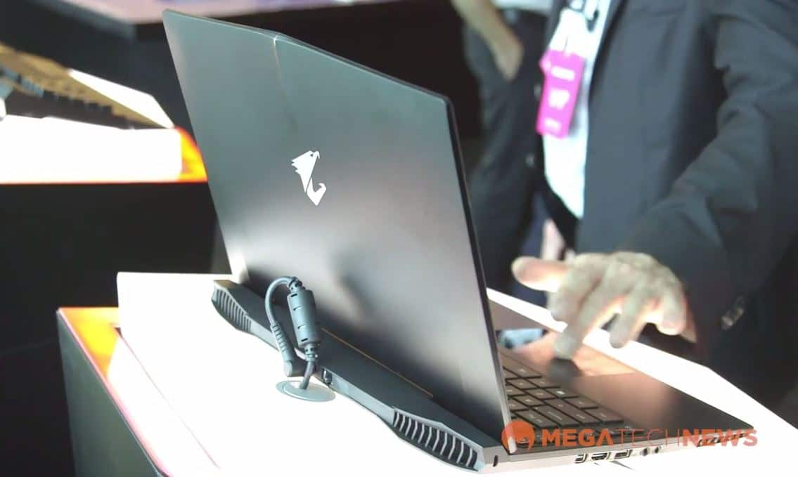 MEGATech Videos: AORUS X7 and X3 Plus Extreme Gaming Laptops (COMPUTEX 2014)