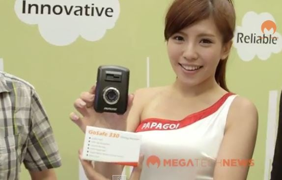 MEGATech Videos: Winner of the PAPAGO! GoSafe 330 Giveaway