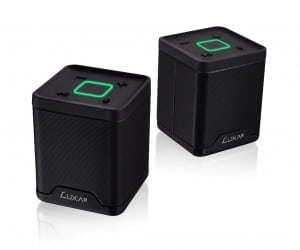 Get Groovy with the LUXA2 Groovy Duo Live Wireless Speakers