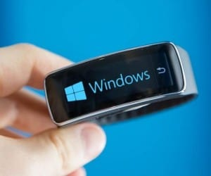 Microsoft Smartwatch to Challenge Gear Fit, Work with Everything