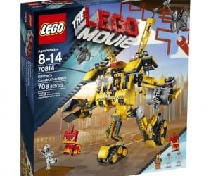 MEGATech Showcase: LEGO Playsets For the Whole Family