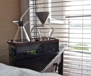 The Barisieur May Be the Best Alarm Clock Ever