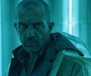 Automata Trailer Features Bald Antonio Banderas Investigating Robot Issues