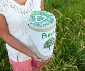 The Bios Urn Creates Beauty From Death