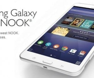 Worlds Collide: Here's the Samsung Galaxy Tab 4 NOOK