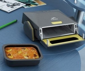 No Time For Lunch? Brainwave Can Help!