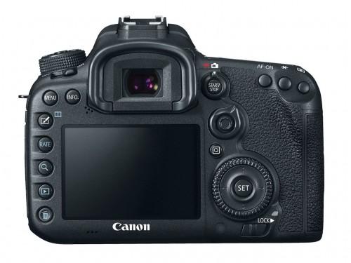 Canon Announces New 7D Mark II DSLR Camera