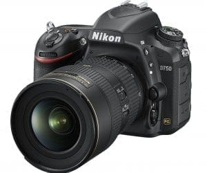 Nikon announces D750, 20mm and SB500