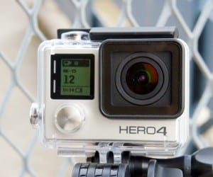 New GoPro Hero4 Shoots 4K Video at 30 FPS