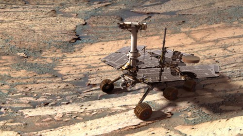NASA's Opportunity Rover Getting Reformatted After Ten Years