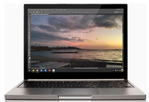 Chromebooks Get More Viable with Streaming Photoshop