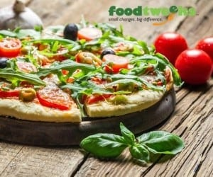 FoodTweeks: Cut Calories and Feed the Hungry