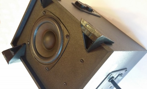 MEGATech Reviews: Rosewill R-Studio SP-4310BT Bluetooth Wireless 2.1 Speaker