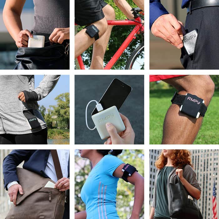 Walk Your Way to Power with AMPY