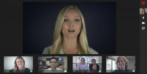 Connecting Great Minds with Video Conferencing