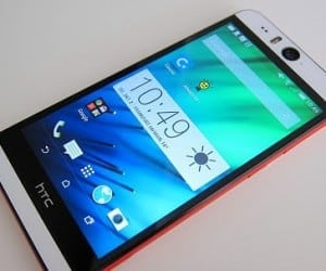 HTC Desire Eye Boasts 13MP Front-Facing Camera