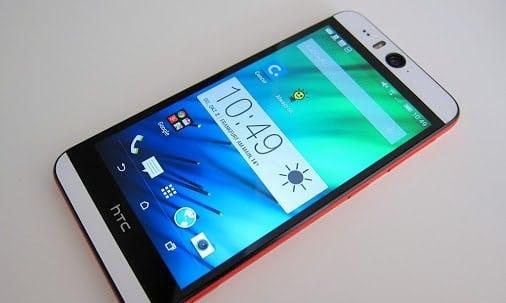 HTC Desire Eye Boasts 13MP Front-Facing Camera