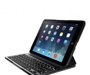QODE Ultimate Pro Keyboard for iPad Air Gives iPad Users That Tactile Feedback