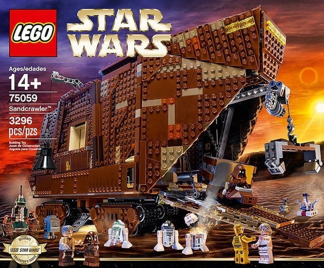 MEGATech Showcase: LEGO Star Wars
