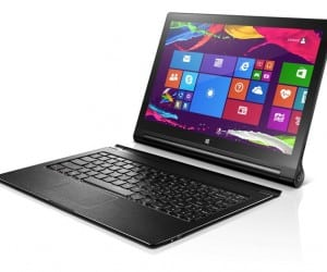 Ashton Kutcher and Lenovo Announce New YOGA Products