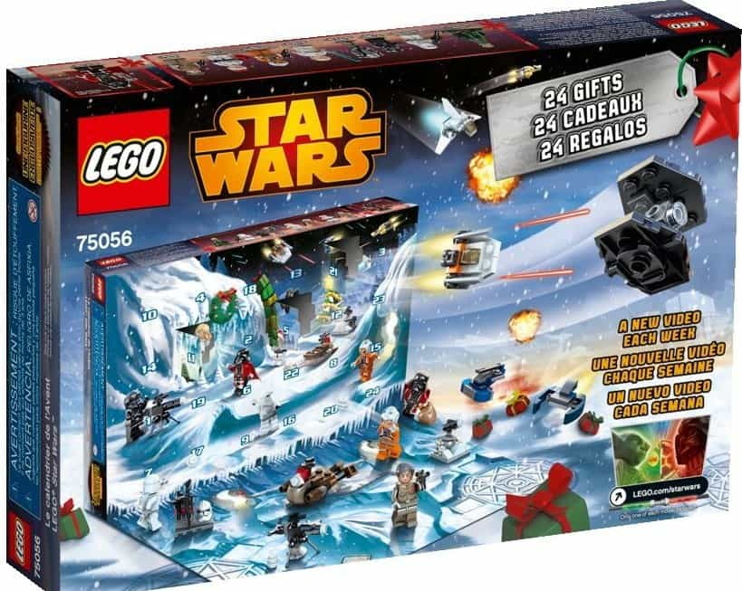 Calendrier Avent Lego Star Wars 2019.2019 Advent Magdalene Project Org