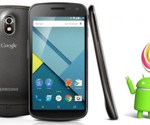 2011's Galaxy Nexus Can Have Android 5.0 Lollipop Too