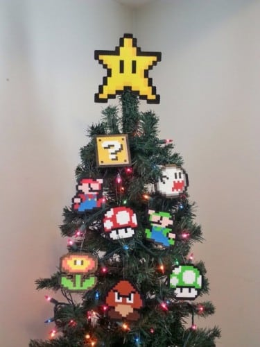 MEGATech Showcase: Geek Out Your Christmas Tree
