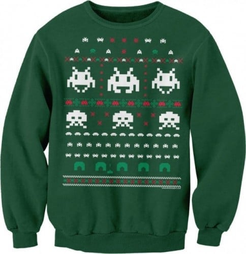 "MEGATech Showcase: ""Ugly"" Christmas Sweaters"