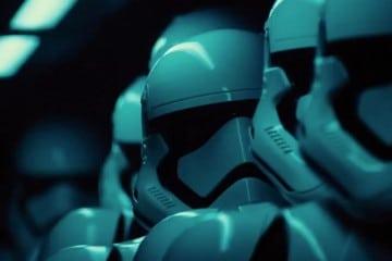 Star Wars Episode VII: The Force Awakens Teaser Debut