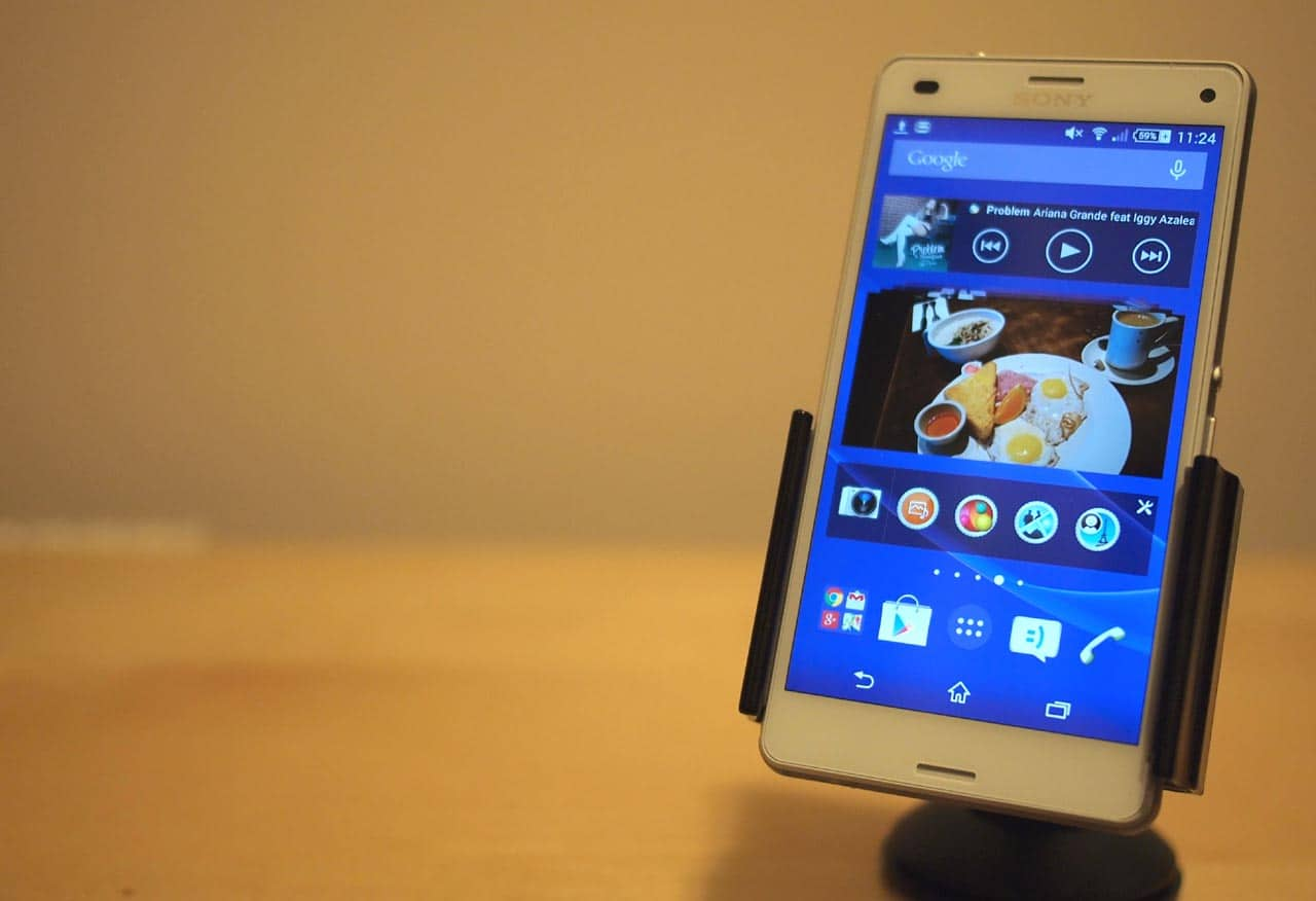 MEGATech Reviews: Sony Xperia Z3 Compact