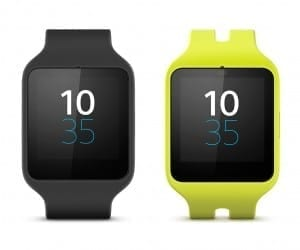 Sony SmartWatch 3 Now Available at Select Bell Stores